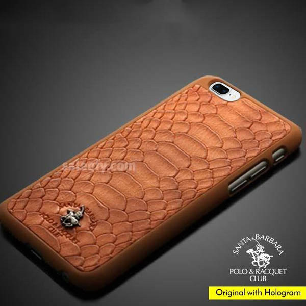 quality design 19b67 d238a iPhone 7 Plus Jockey PC Case Cover for Apple - Brown