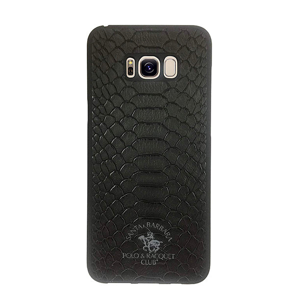 Black Crocodile Cover Case for Samsung Galaxy S8 Plus
