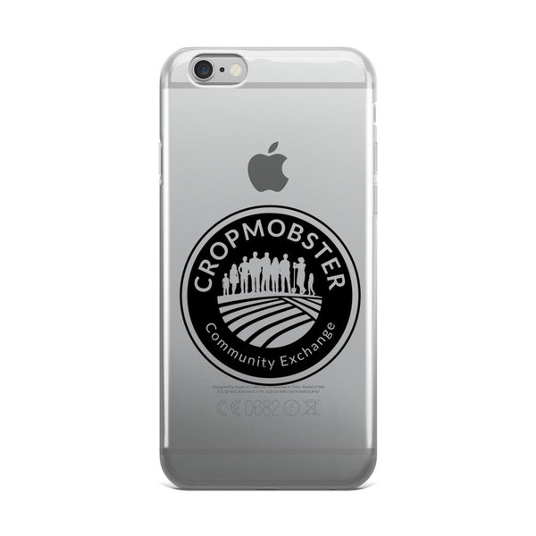 CropMobster - iPhone case