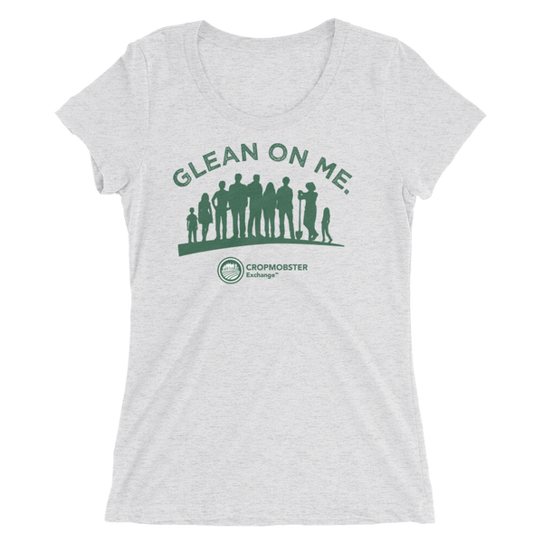 Glean On Me - Light - Ladies' short sleeve t-shirt