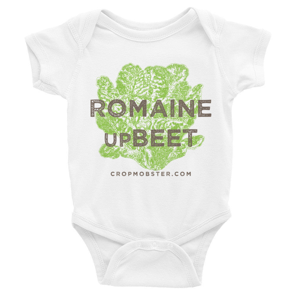 Romaine UpBeet - Infant Bodysuit