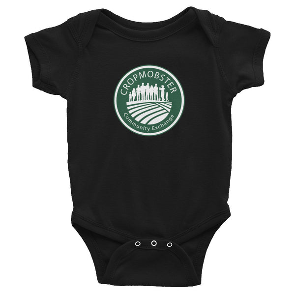 Cropmobster - Infant Bodysuit