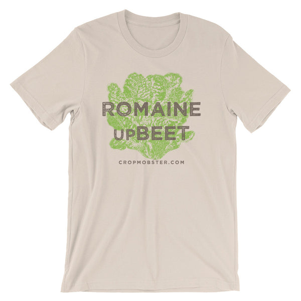 Romaine Upbeet - Unisex short sleeve t-shirt