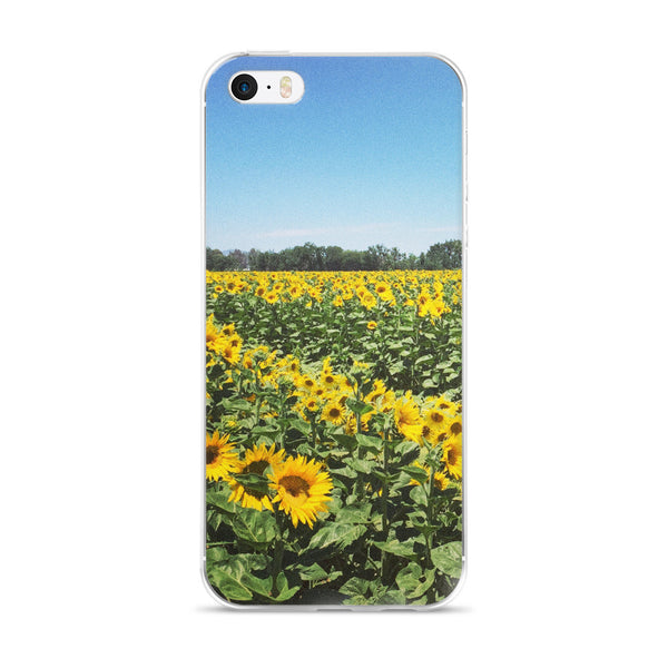 Sunflowers - iPhone 5/5s/Se, 6/6s, 6/6s Plus Case