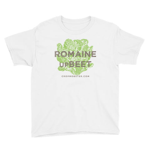 Romaine UpBeet - Youth Short Sleeve T-Shirt