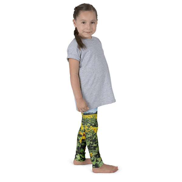 Sunflower - Kid's leggings