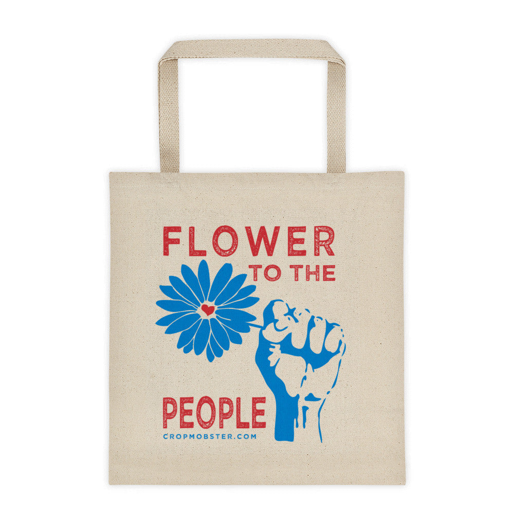 Flower to the People - Tote bag