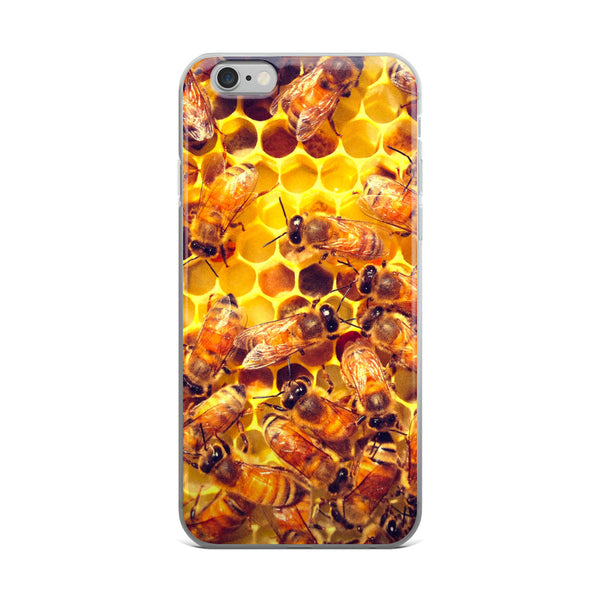 Bee Hive - iPhone 5/5s/Se, 6/6s, 6/6s Plus Case