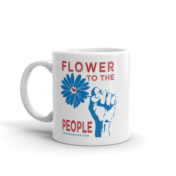 Flower to the People - Mug