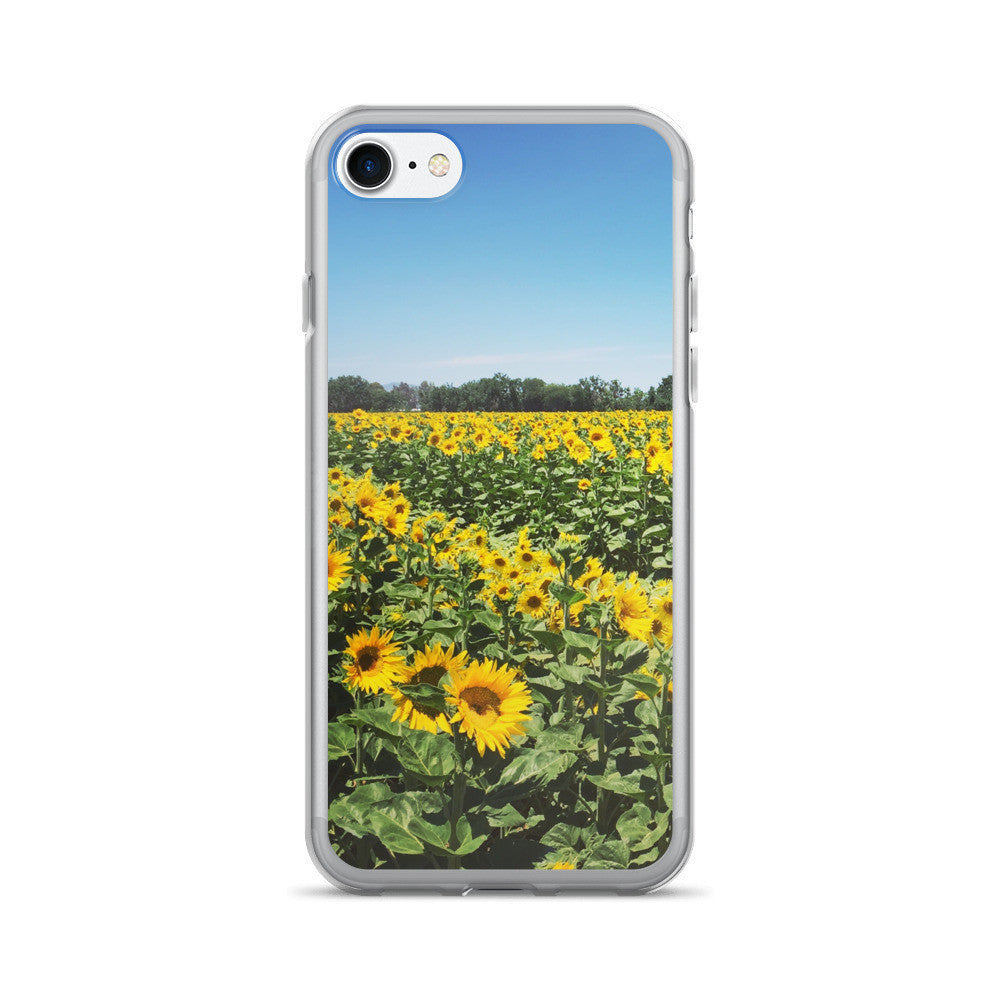 timeless design a6014 db653 Sunflowers - iPhone 7/7 Plus Case