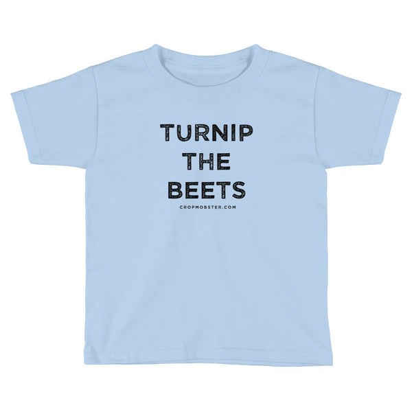 Turnip the Beets - Kids Short Sleeve T-Shirt
