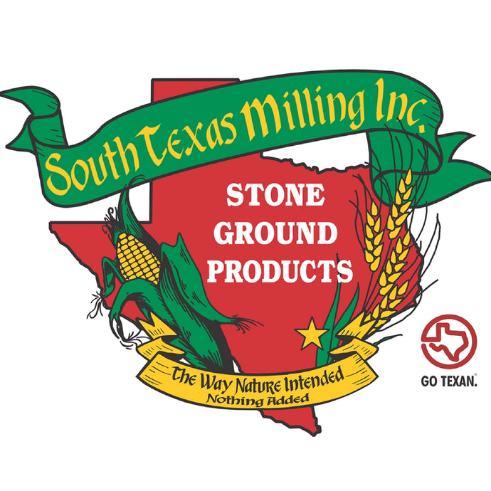 Quality Stone Ground, Corn Milled Products by South Texas Milling, Inc.