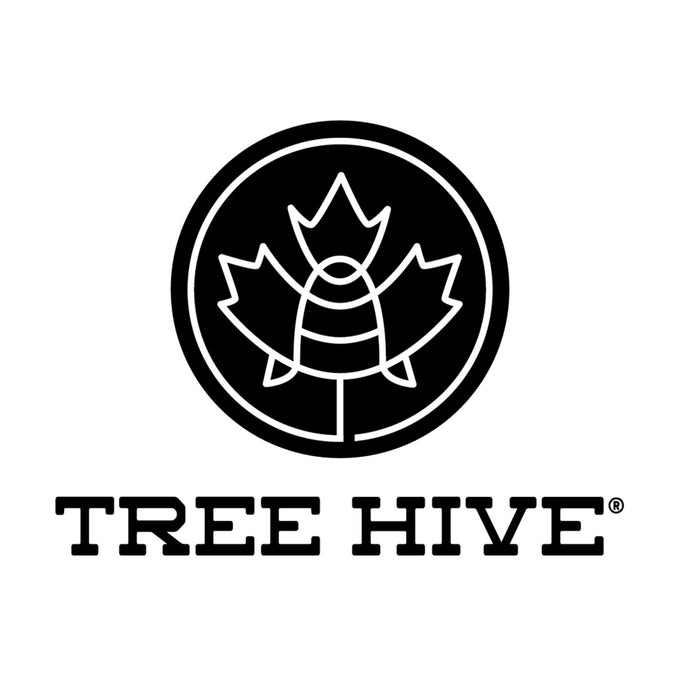 Perfectly-Blended, Maple Syrup + Honey by Austin-based Tree Hive Syrup