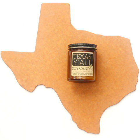 The+Burlap+Bag+Texas+All+Natural+Soy+Candle+Cool+Beans+Box+Holiday+Collection