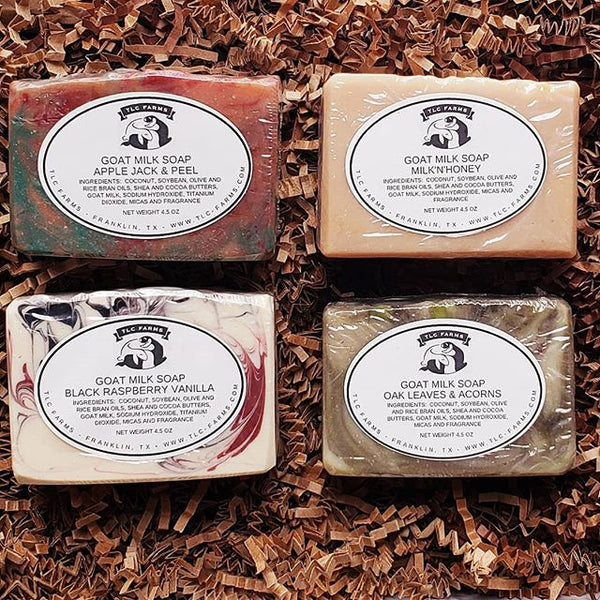 Goat+Milk+Soap+Made+in+Texas+Great+for+Sensitive+Skin