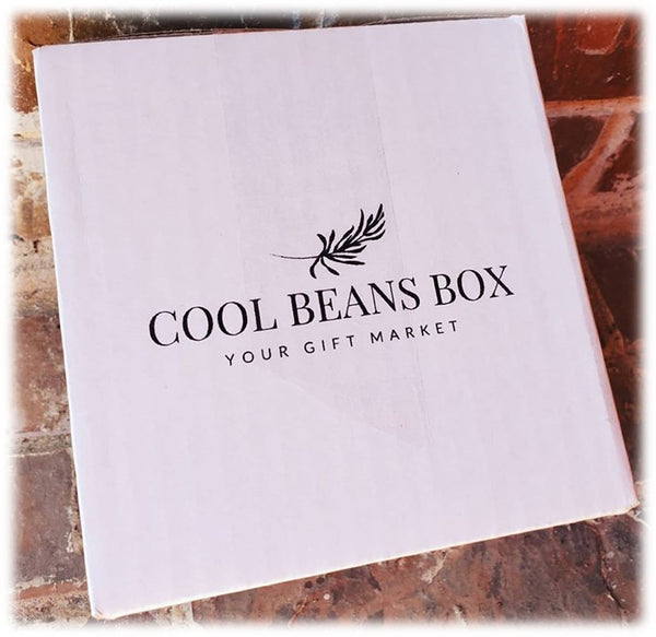 Each Cool Beans Box is made of 100% recycled materials.