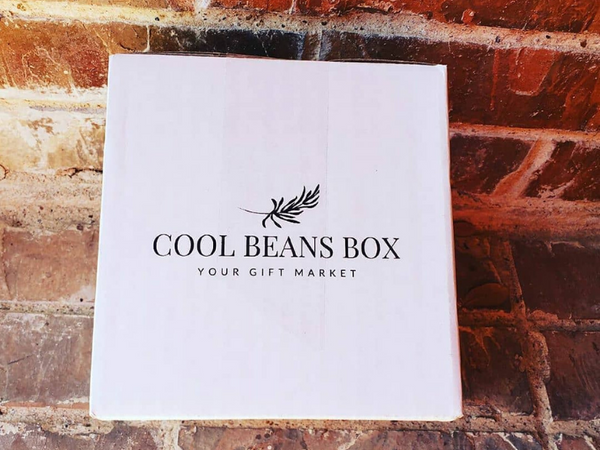 Treat someone or yourself to a Cool Beans Box today!