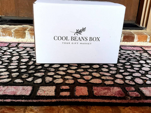 We do the product curation for you. All you need to do is select the goods and/or gifts that best fits your needs and we'll handle it from there. COOL BEANS indeed!