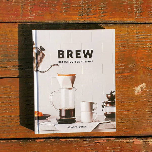 Brew isn't a book for coffee professionals, but rather an indispensable and accessible guide for any specialty-coffee lover who wants to make better coffee at home.
