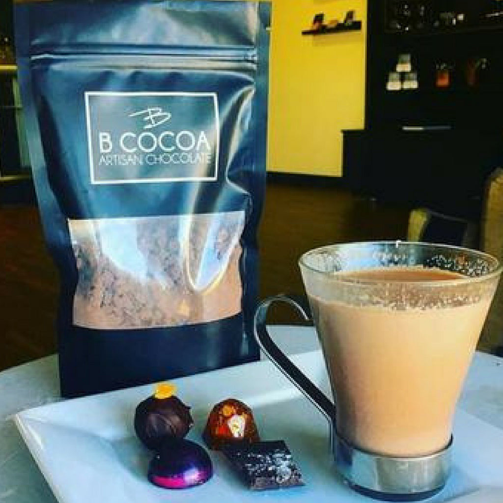 B Cocoa Artisan Drinking Chocolate