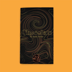Presenting the Shortstack Vo. 18 Chocolate Recipe Book by Susie Heller. Whether it's in the form of an elaborate dessert or a tiny square nibbled from a bar, chocolate elicits smiles and feels like a luxury. But it's a luxury that's also universal.