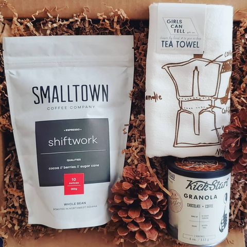 Gift the Holiday Coffee Trio this Holiday Season!