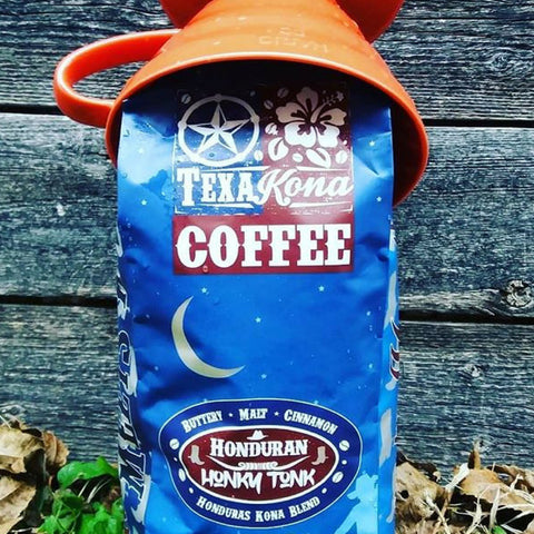 Pacific Tradewinds Coffee Honduran Kona Blend Coffee