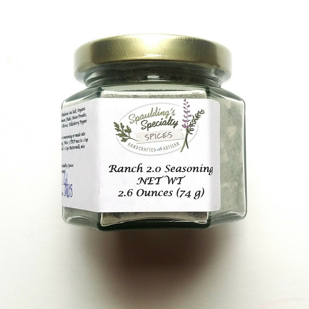 Spaulding Specialty Spices Ranch 2.0 Seasoning