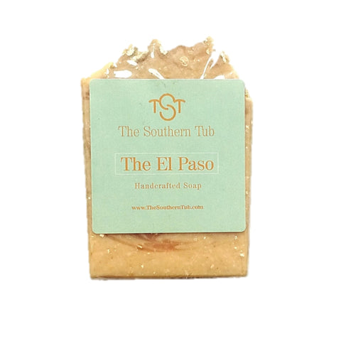 The Southern Tub El Paso Luxury Soap