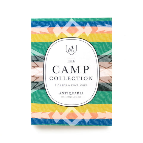 Antiquaria Camp Collection Box Set of 8