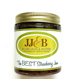 JJ&B - The BEST Strawberry Jam