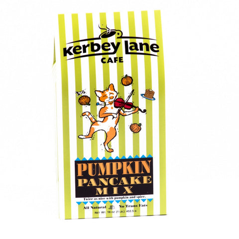 Kerbey Lane Cafe Pumpkin Pancake Mix