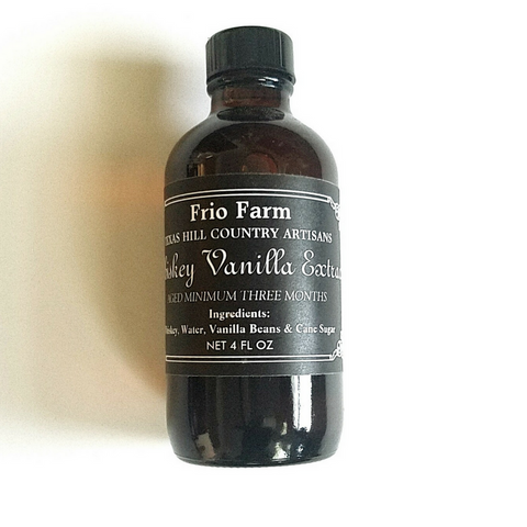 Frio Farm Whiskey Vanilla Extract