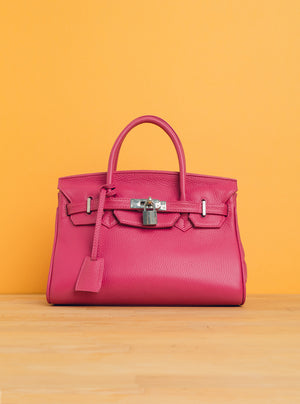 B-bag Tote in Orchidea Pink