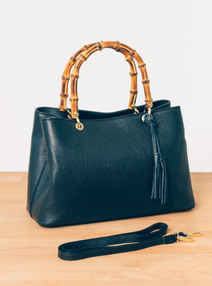 Bambu Tote in Black