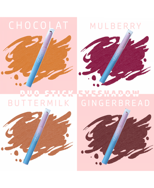 Duo Stick Eyeshadow Chocolat