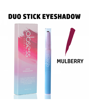 Duo Stick Eyeshadow Mulberry