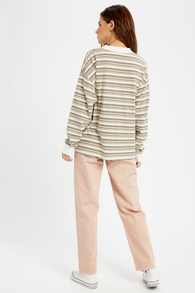 LS Striped Shirt