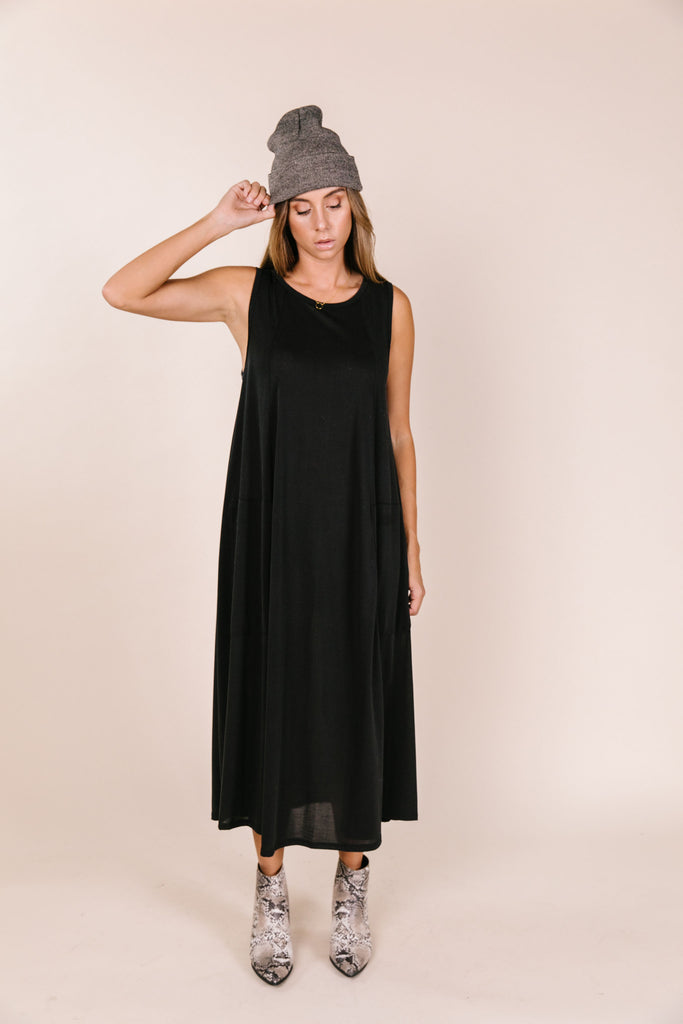 Hadid Knit Midi Dress
