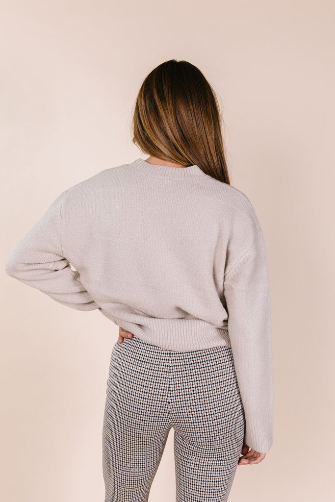 Halifax Drop Shoulder Sweater