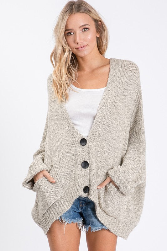 Not Your Grand Dad's Cardigan