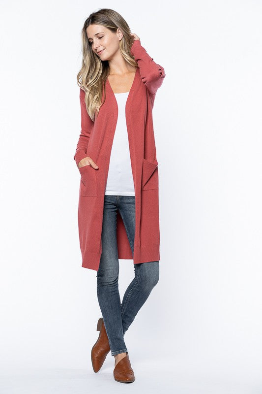 """The McCall"" Soft classic Cardigan"