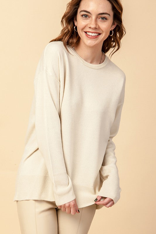 Bennie Oversized Sweater