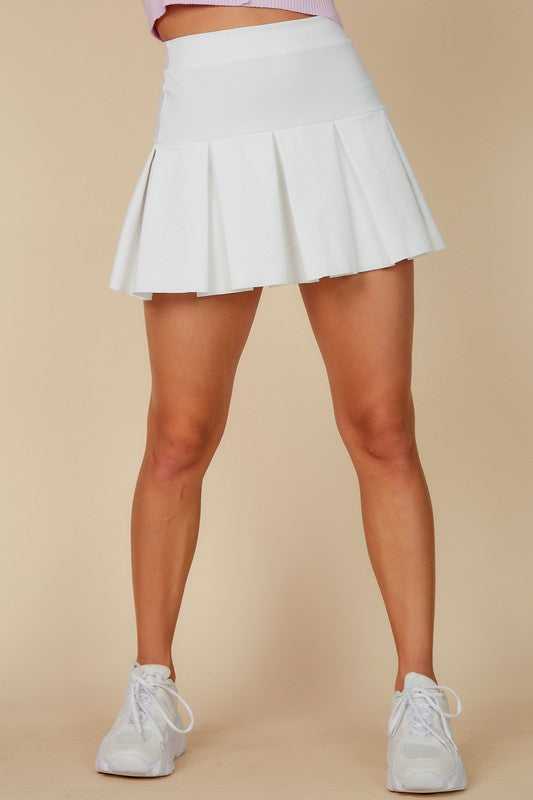 Serena Tennis Skirt