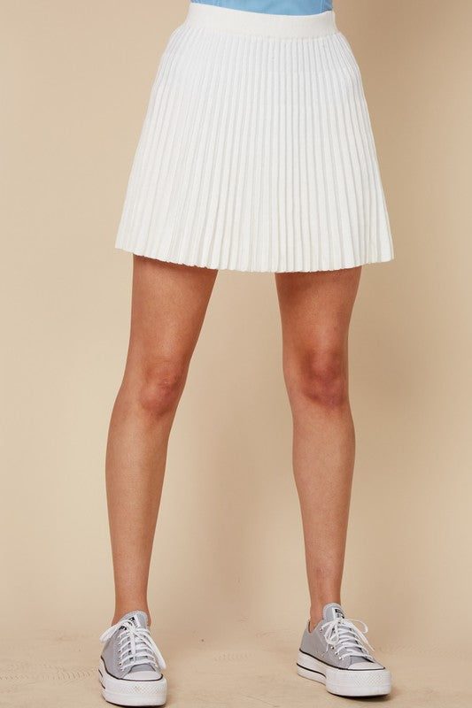 Martina Tennis Skirt