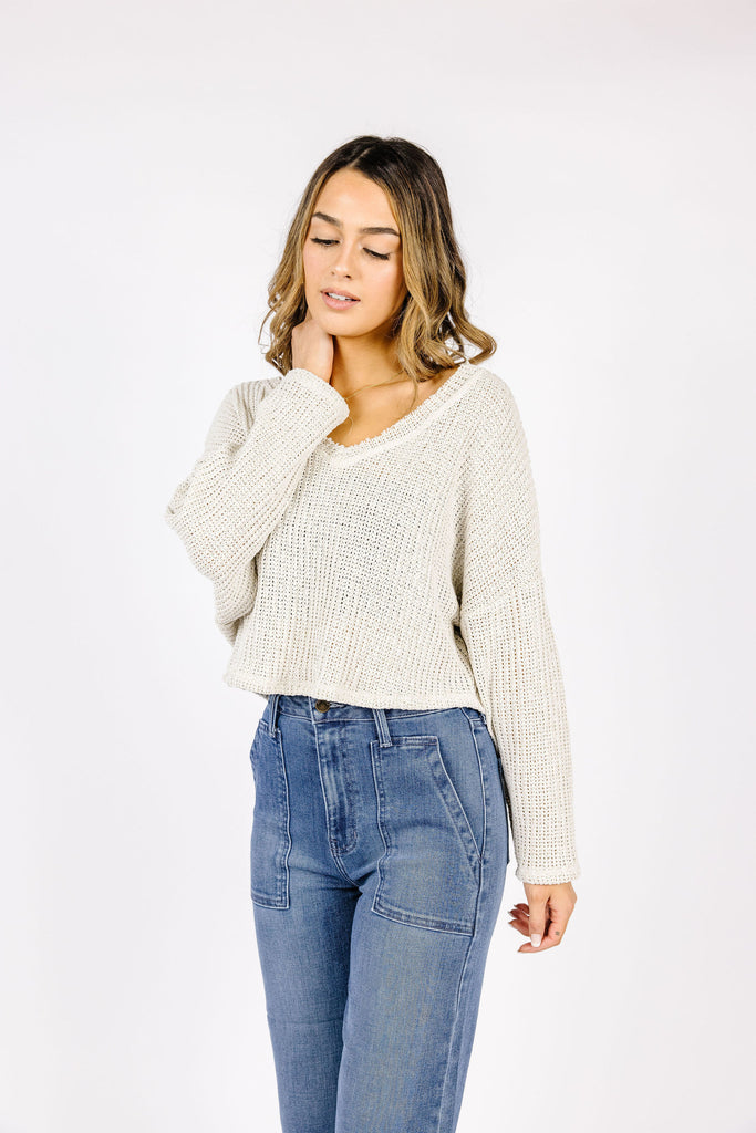 Solitaire Knit V