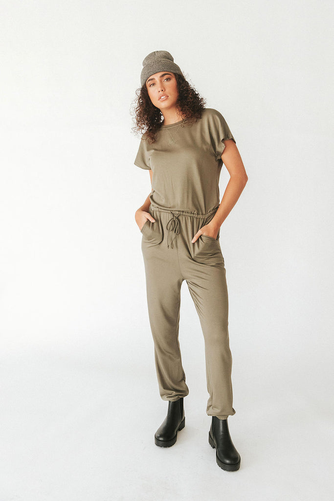 Jennifer Knit Jumpsuit