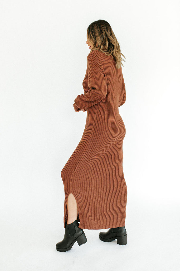Jasmine Sweater Dress