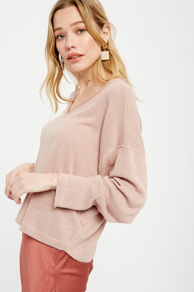 The Breeze LooseWeave Top