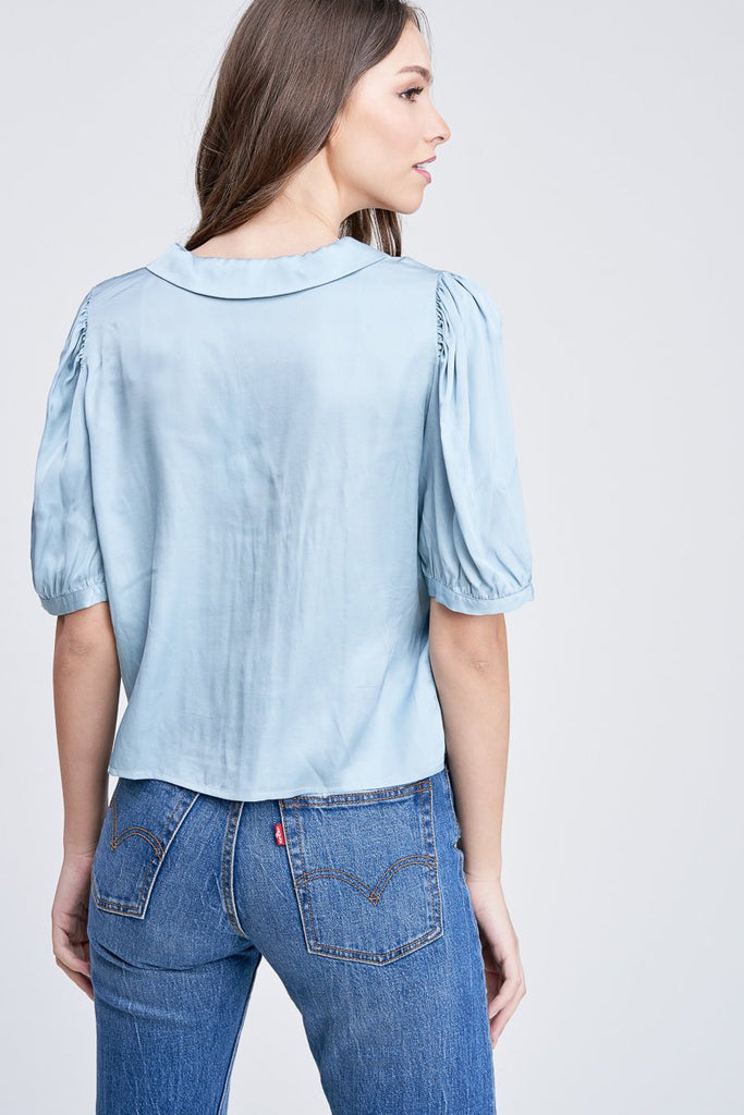 Isabella Woven Blouse